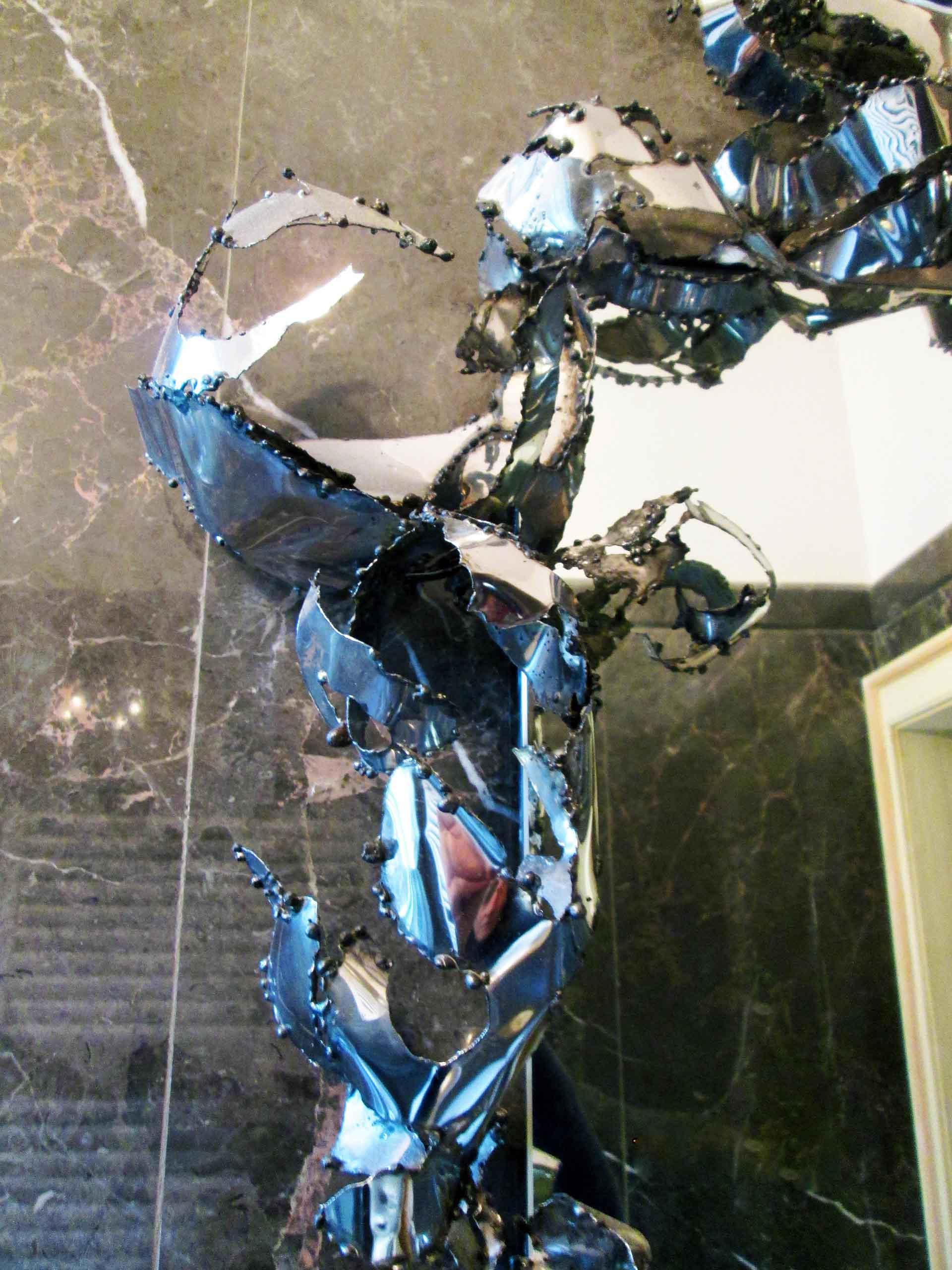 Cornice Specchio Verticale