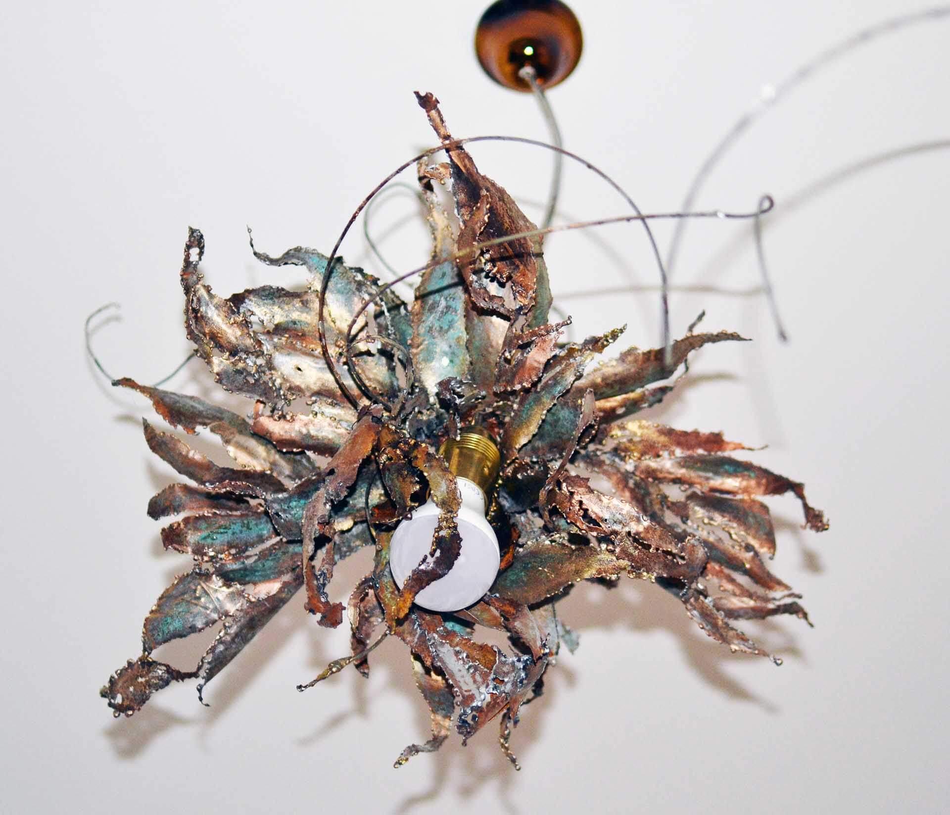 Lampada Fiore - Visione Intera 2