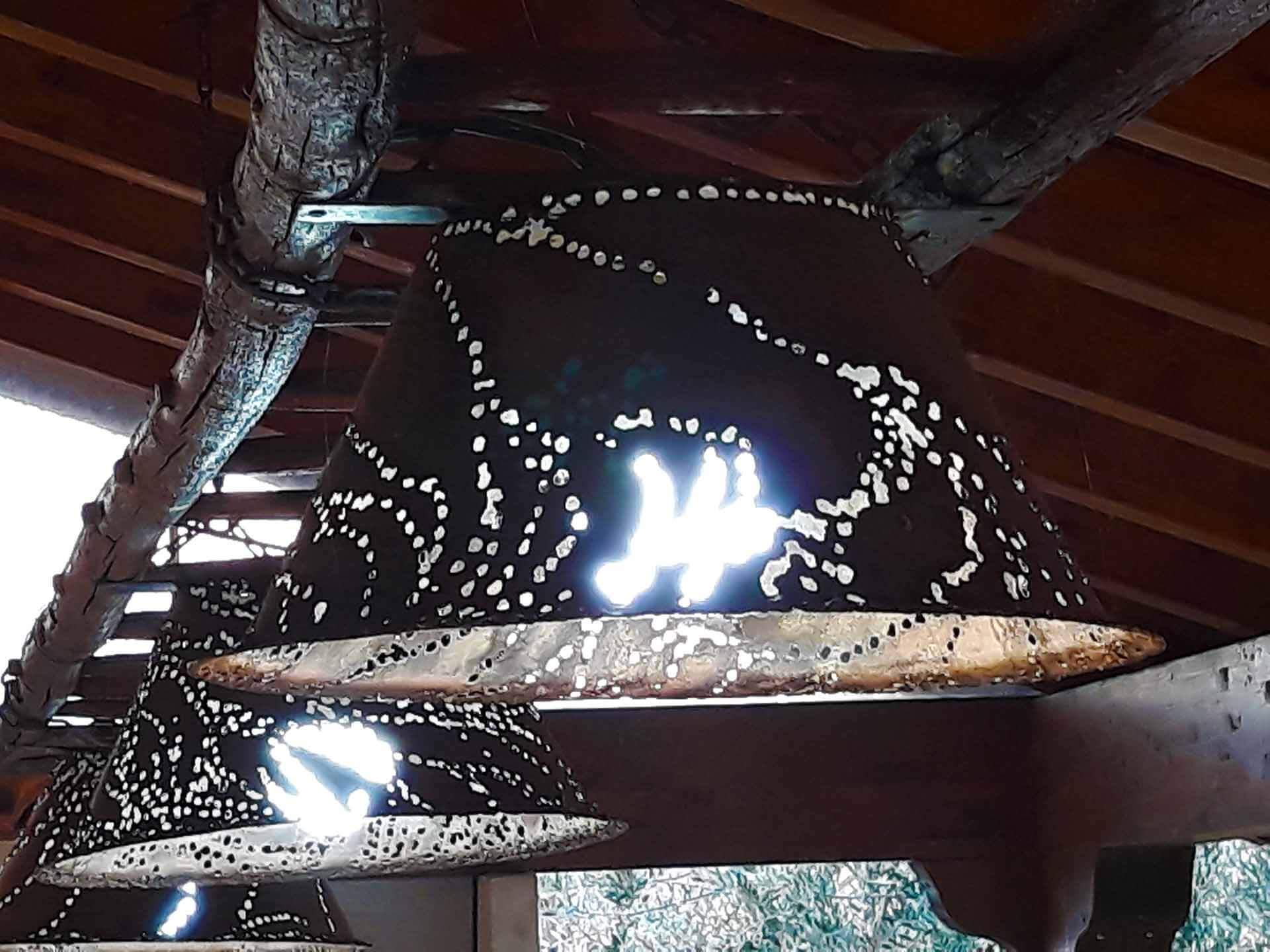 lampadari-ferro