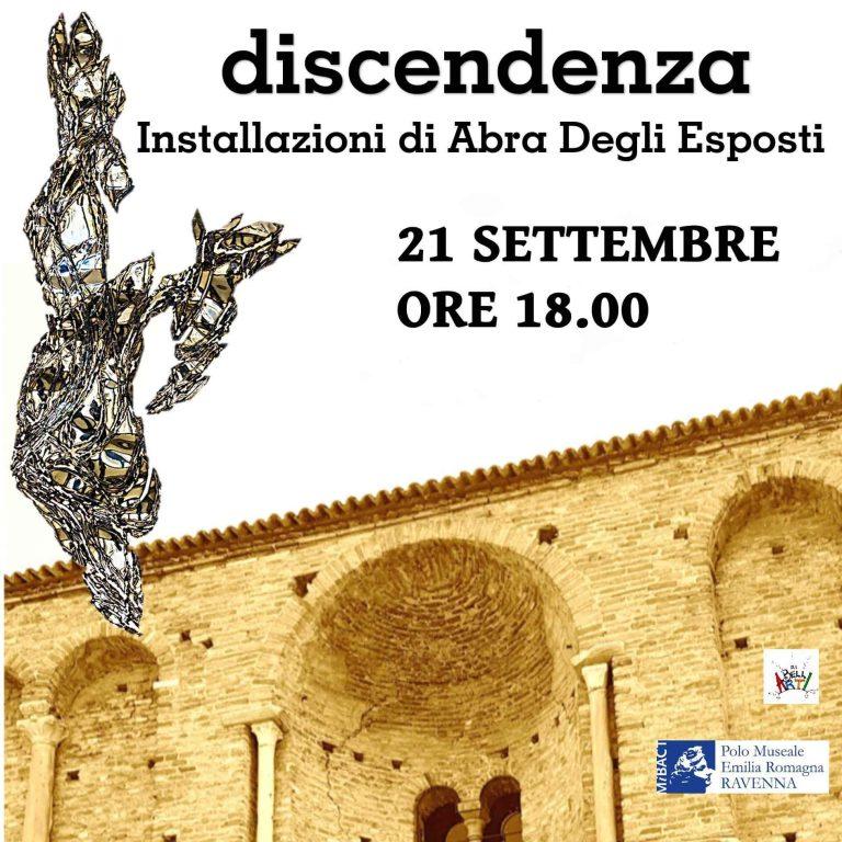 """""""Discendenza"""" – Le Sculture di Palazzo Teodorico"""