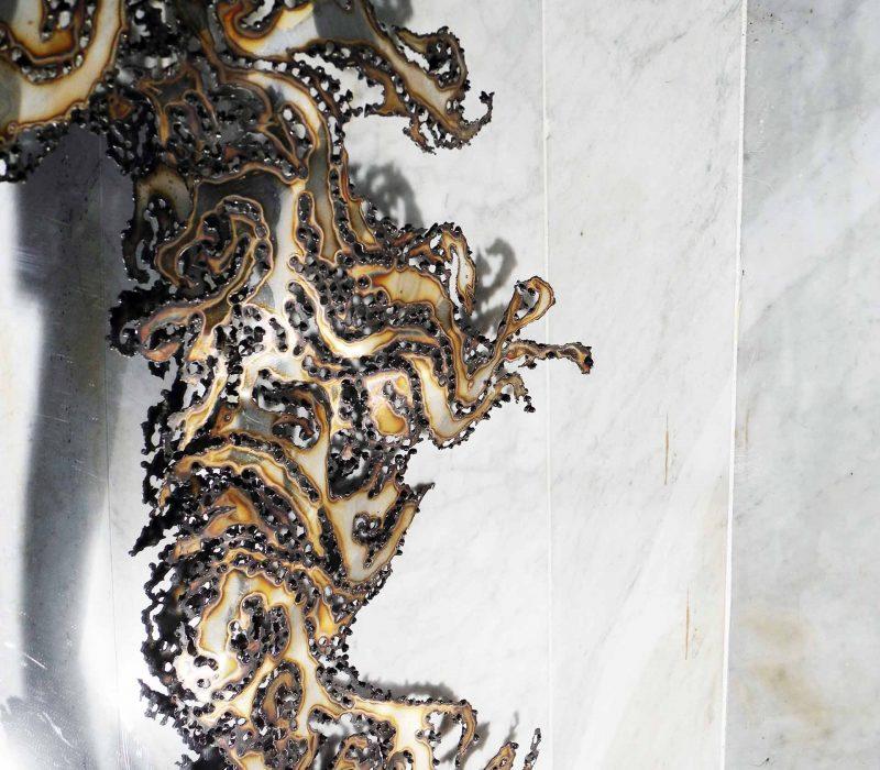 Cornice Specchio Orizzontale - Deattglio 1